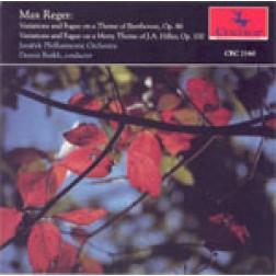 CRC 2160 Reger: Beethoven Variations, Op. 86