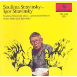 CRC 2188 Soulima Stravinsky plays Igor Stravinsky