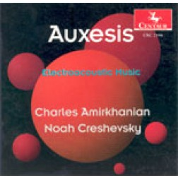 CRC 2194 Auxesis:  Electroacoustic Music.  Charles Amirkhanain