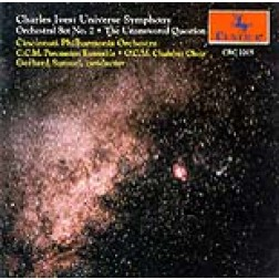 CRC 2205 Charles Ives:  Universe Symphony