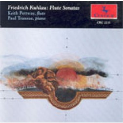 CRC 2215 Fredrich Kuhlau: Sonatas Op. 69, 79 No. 1