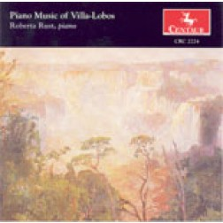 CRC 2224 Piano Music of Villa-Lobos