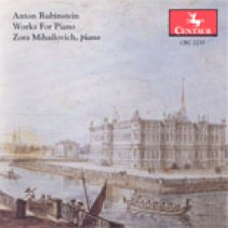 CRC 2235 Anton Rubenstein:  Works for Piano