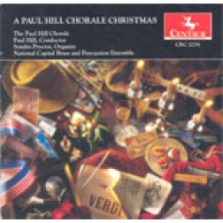 CRC 2258 A Paul Hill Chorale Christmas