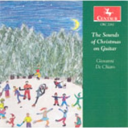 CRC 2262 The Sounds of Christmas on Guitar