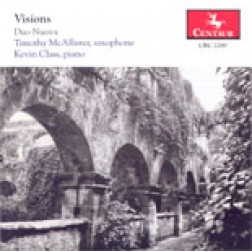 CRC 2280 Visions:  Works by Maurice Ravel, Rodney Rogers, William Bolcom, Sergei Prokofiev, John A. Lennon, & Giovanni Platti