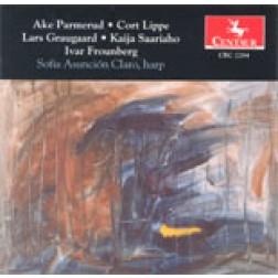 CRC 2284 Works by Ake Parmerud, Cort Lippe, Lars Graugaard, Kaija Saariaho, and Ivar Frounberg