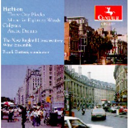 CRC 2288 John Harbison:  Three City Blocks
