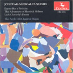 CRC 2296 Jon Deak:  Musical Fantasies