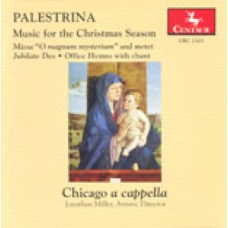 CRC 2303 Palestrina:  Music for the Christmas Season