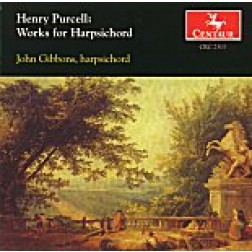 CRC 2313 Henry Purcell:  Works for Harpsichord