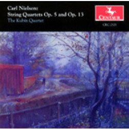 CRC 2325 Carl Nielsen: String Quartet in G Minor, Op. 13