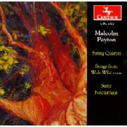CRC 2327 Malcolm Peyton:  String Quartet