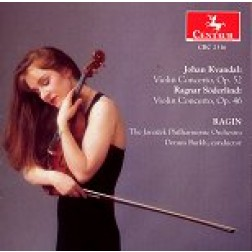 CRC 2336 Johan Kvandal:  Concerto for Violin and Orchestra, Op. 52