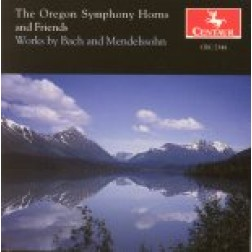 CRC 2344 The Oregon Symphony Horns and Friends:  Mendelssohn:  Warum toben die Heiden, Op. 78, No. 1
