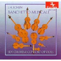 CRC 2357 Johann Hermann Schein:  Banchetto Musicale