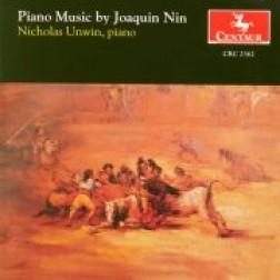 CRC 2362 Piano Music by Joaquin Nin:  Tres Danzas Españolas