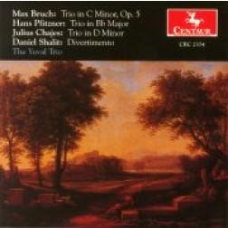 CRC 2374 Max Bruch:  Trio in C Minor, Op. 5
