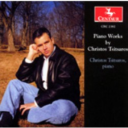 CRC 2382 Piano Works of Christos Tsitsaros