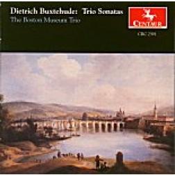 CRC 2391 Dietrich Buxtehude:  Trio Sonatas (Nos. I-VII)