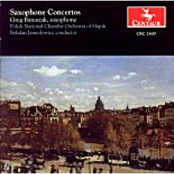 CRC 2400 Saxophone Concertos.  Rachmaninoff: Vocalise, Op. 34, No. 14 (Lentemente)