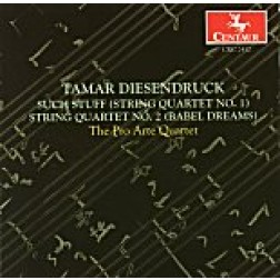 CRC 2412 Tamar Diesendruck:  Such Stuff (String Quartet No. 1)