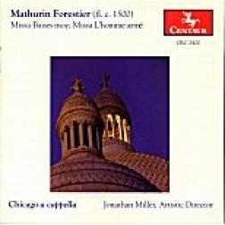 CRC 2420 Mathurin Forestier: Missa Baises moy