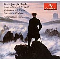 CRC 2422 Franz Joseph Haydn: Sonatas Nos. 47, 53 & 62