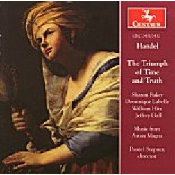CRC 2431/2432 George Frideric Handel: The Triumph of Time and Truth (Oratorio, 1707 version)