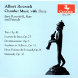 CRC 2458 Albert Roussel: Chamber Music with Flute