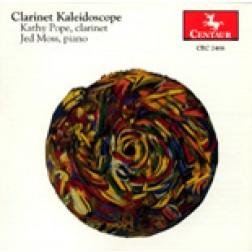 """CRC 2466 """"Clarinet Kaleidoscope;"""" Norbert Burgmuller: Duo, Op. 15"""