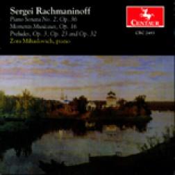 CRC 2483 Sergei Rachmaninoff: Piano Sonata Nol. 2, Op. 36
