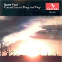 "CRC 2488 Roger Vogel: ""Cats and Bats and Things with Wings"