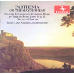 CRC 2493 Parthenia or The Maydenhead.  William Byrd: Parthenia