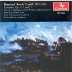CRC 2495 Bernhard Crussell: Clarinet Concerto in B-flat, Op. 1