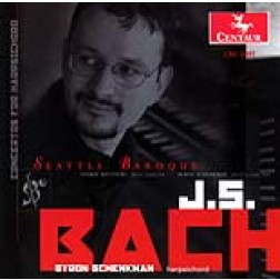 CRC 2497 J.S. Bach: Concertos for Harpsichord