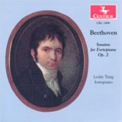 CRC 2499 Beethoven: Sonatas for Fortepiano, Op. 2
