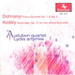 CRC 2503 Ernst von Dohnanyi: Quintets Op. 1 and Op. 26