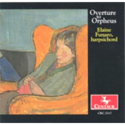 CRC 2517 Overture to Orpheus: Music Written for the Women Who Gave Wing to the Muse