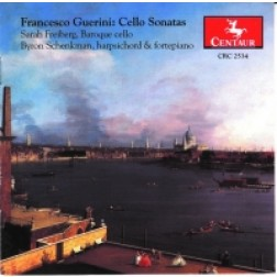 CRC 2534 Francesco Guerini: Cello Sonatas