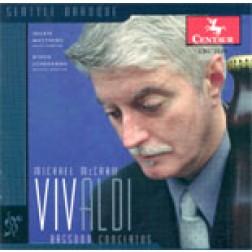 CRC 2538 Antonio Vivaldi: Bassoon Concertos