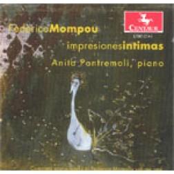 CRC 2545 Federico Mompou: Complete Piano Works, Volume 1