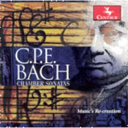 CRC 2556 C.P.E. Bach: Chamber Sonatas.