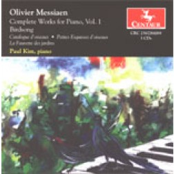 CRC 2567/2568/2569 Oliver Messiaen: Complete Works for Piano, Vol. 1
