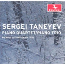 CRC 2571 Sergei Taneyev: Piano Quartet in E Major, Op. 20