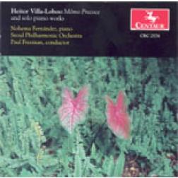 CRC 2576 Heitor Villa-Lobos: Momo Precoce