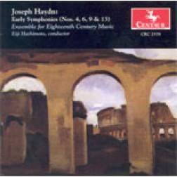 CRC 2578 Franz Joseph Haydn: Symphonies Nos. 4, 6, 9 & 13