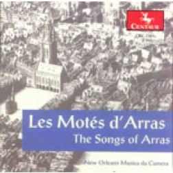 CRC 2583 Les Motes d'Arras: The Songs of Arras.