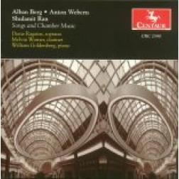 CRC 2590 Alban Berg: Sieben fruhe Lieder