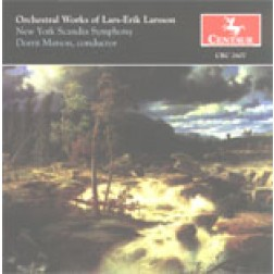 CRC 2607 Orchestral Works fo Lars-Erik Larsson.  Pastoral